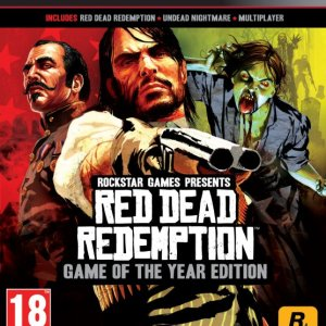 PS3: Red Dead Redemption Game of the Year Edition