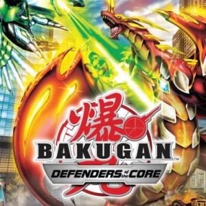 Wii: Bakugan 2 Defenders of the Core