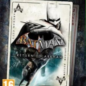 Xbox One: Batman Return to Arkham HD Collection