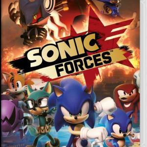 Switch: Sonic Forces Bonus Edition