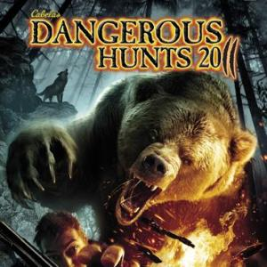 Xbox 360: Cabelas Dangerous Hunts 2011 - Game Only