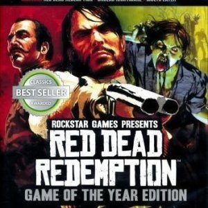 Xbox 360: Red Dead Redemption - Game of The Year Edition (XBox One / 360)