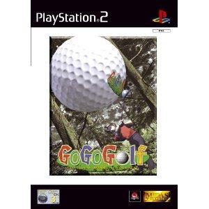 PS2: Go Go Golf (käytetty)