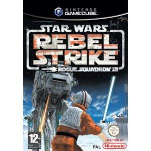 GameCube: Star Wars Rebel Strike Rogue (käytetty)