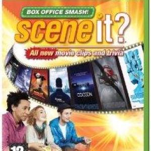 Xbox 360: Scene It? Box Office Smash (käytetty)