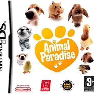 NDS: Animal paradise (käytetty)