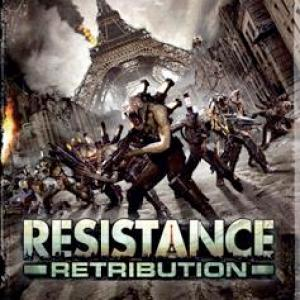 PSP: Resistance: Retribution (PSP Essentials)
