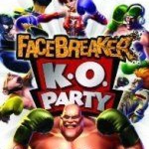 Wii: Facebreaker K.O Party
