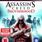 PS3: Assassins Creed Brotherhood (käytetty)