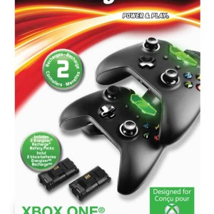 Xbox One: Energizer 2X Charging System for Xbox One