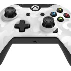 Xbox One: PDP Wired Controller White Camo XB1