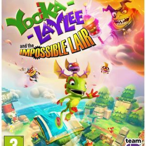 Xbox One: Yooka-Laylee and the Impossible Lair