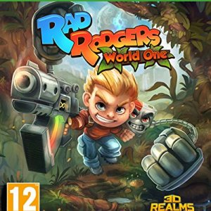 Xbox One: Rad Rodgers: World One