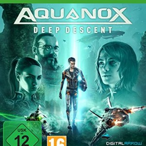 Xbox One: Aquanox Deep Descent (XBox ONE)