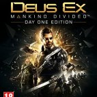 Xbox One: Deus Ex: Mankind Divided - Day One Edition