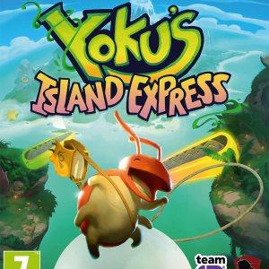 Xbox One: Yoku's Island Express