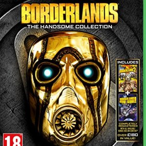 Xbox One: Borderlands: The Handsome Collection