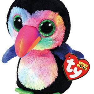 TY Beanie Boos BEAKS - Toucan bird reg