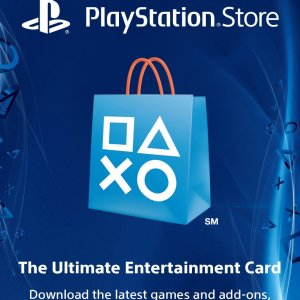 PS4: PlayStation Network Card (PSN) 10 $ (USA) (latauskoodi)