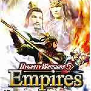 PS2: Dynasty Warriors 5 - Empires