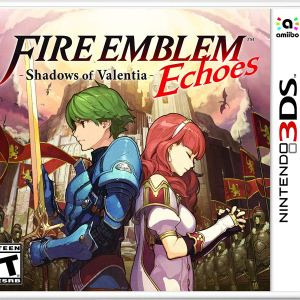 3DS: Fire Emblem Echoes - Shadows of Valentia -