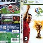 Xbox 360: 2006 FIFA World Cup Germany (käytetty)