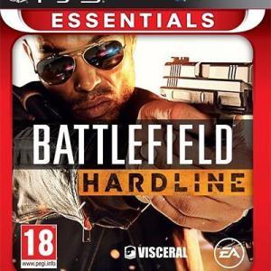 PS3: Battlefield Hardline  - Essentials