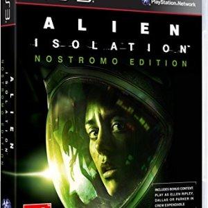 PS3: Alien: Isolation