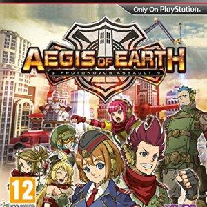 PS3: Aegis of Earth: Protonovus Assault