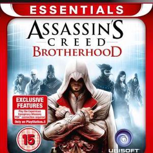 PS3: Assassins Creed: Brotherhood - Essentials