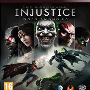 PS3: Injustice: Gods Among Us