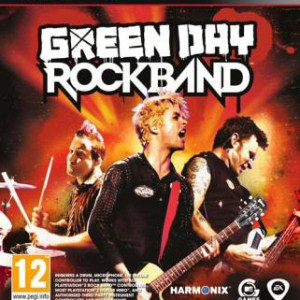 PS3: Green Day - Rock Band