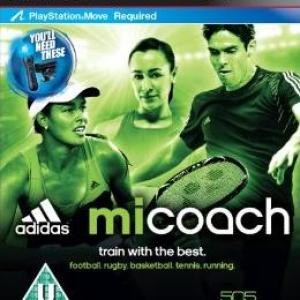 PS3: Adidas miCoach - Move Required