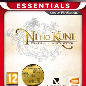 PS3: Ni No Kuni: Wrath Of The White Witch - Essentials