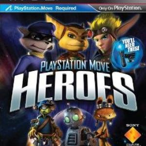 PS3: PlayStation Move Heroes  - Move Required