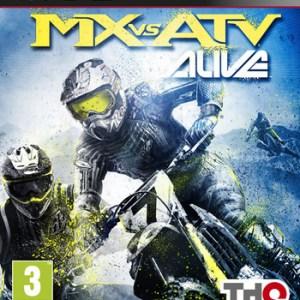 PS3: MX VS ATV Alive (käytetty)