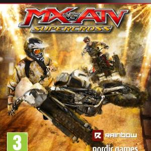PS3: MX VS ATV Untamed