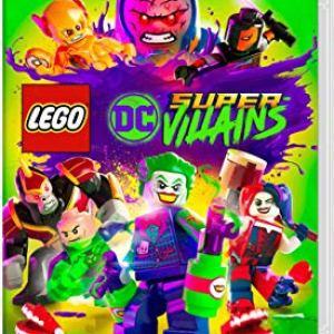 Switch: Lego DC Super Villains