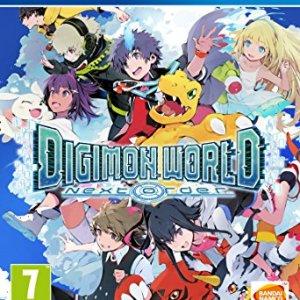 PS4: Digimon World: Next Order