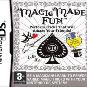 NDS: Magic Made Fun (Inc Pack of Cards)