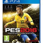 PS4: Pro Evolution Soccer 2016 (käytetty)