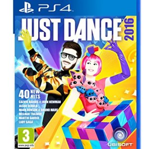 PS4: Just Dance 2016