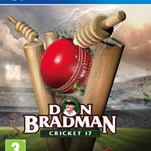 PS4: Don Bradman Cricket 17