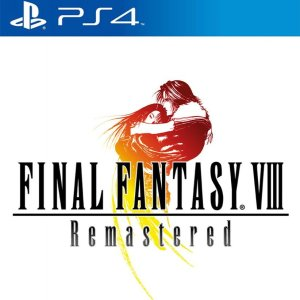 PS4: Final Fantasy VIII Remastered