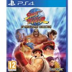 PS4: Street Fighter 30th Anniversary Collection