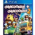 PS4: Overcooked! + Overcooked! 2
