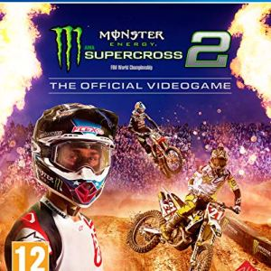 PS4: Monster Energy Supercross - The Official Video Game 2