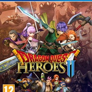 PS4: Dragon Quest Heroes II