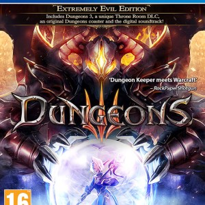 PS4: Dungeons 3