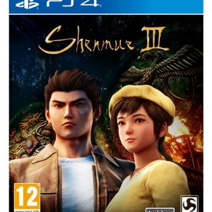PS4: Shenmue 3